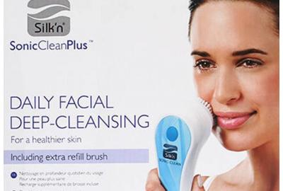 Cómo se usa el cepillo eléctrico facial